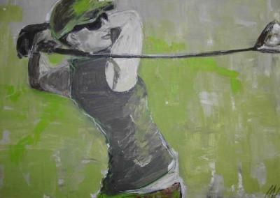 Golferin | 70 x 100cm