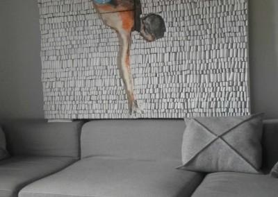 Salto | 160 x 160cm