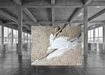 Ballerina 130 x 170 cm