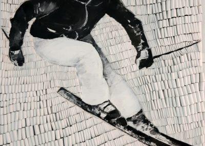 Skirennen_2_155 x 100cm